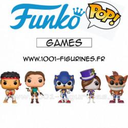 Figurine Funko Pop Jeux Vidéos