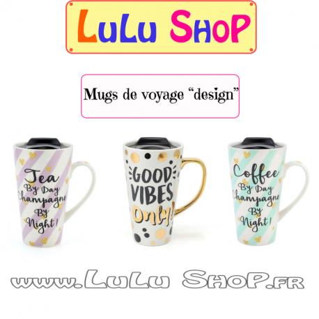 "Travel Mug ""Design"""
