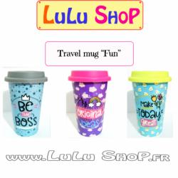 """Travel Mug """"Coloré"""""""