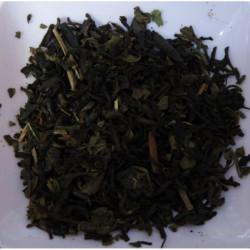 Medina Thé vert et noir armatisé à la menthe et aux agrumes
