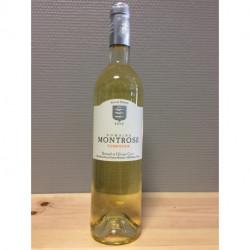 vin blanc viognier pays d'Oc Montrose