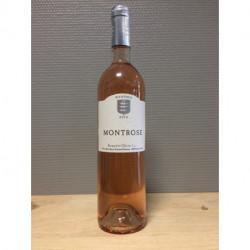 vin rosé pays d'oc Montrose