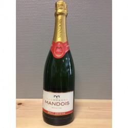 Champagne brut Mandois