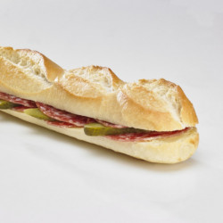 sandwich rosette cornichons