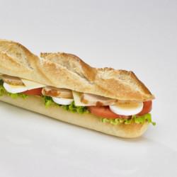 sandwich poulet complet