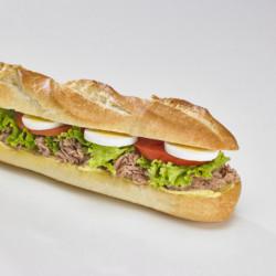 sandwich thon complet